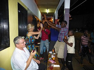 afrykanskie boze nardzenie