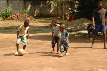 wakacje w kamerunskim stylu