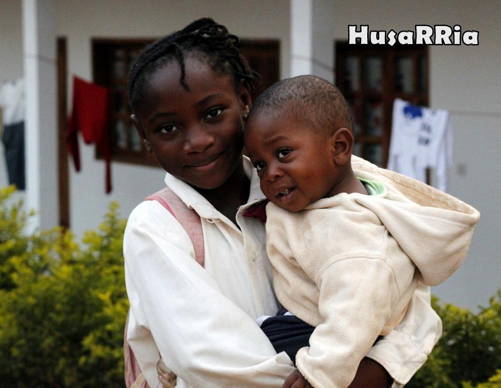 DusaRRia. Kamerun.Adopcja