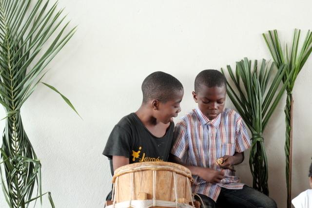 Palmowa Niedziela w Kamerunie